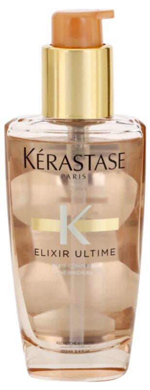 Kérastase Elixir Ultime The Impérial Öl für strahlenden Glanz für gefärbtes Haar