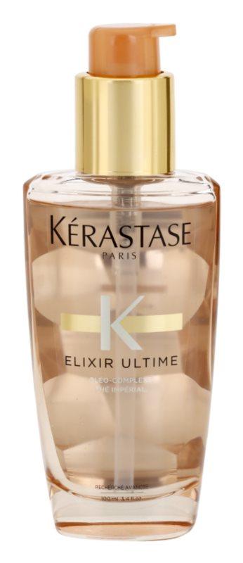 Kérastase Elixir Ultime The Impérial rozjasňující olej pro barvené vlasy
