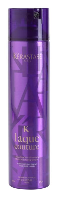 Kérastase K Couture lak vo forme hmly s fixačným účinkom