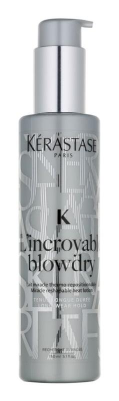 Kérastase K L'incroyable Blowdry mleczko do stylizacji do ochrony włosów przed wysoką temperaturą