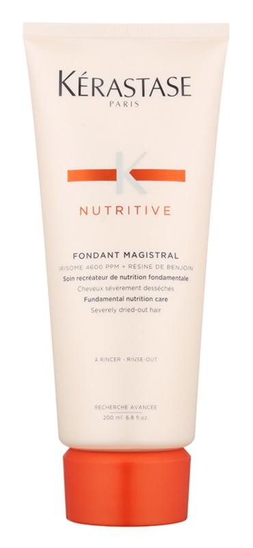Kérastase Nutritive Magistral vyživujúca ľahká starostlivosť pre normálne až silné extrémne suché a citlivé vlasy