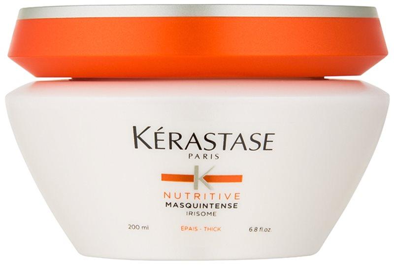 Kérastase Nutritive Masquintense máscara nutritiva para cabelo seco e sensível