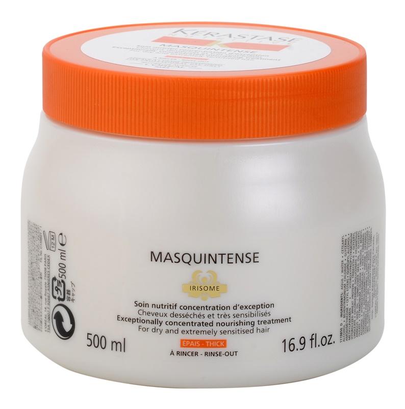 Kérastase Nutritive Masquintense maska pro silné, hrubé a suché vlasy