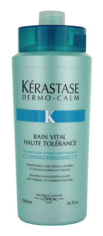Kérastase Specifique Shampoo-Kur für empfindliche Kopfhaut für normales bis fettiges Haar