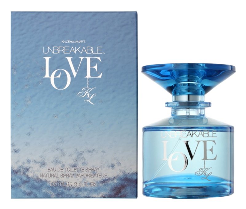 Khloe and Lamar Unbreakable Love Eau de Toilette unisex 100 ml