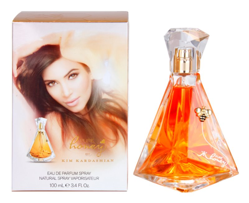 Kim Kardashian Pure Honey eau de parfum nőknek 100 ml