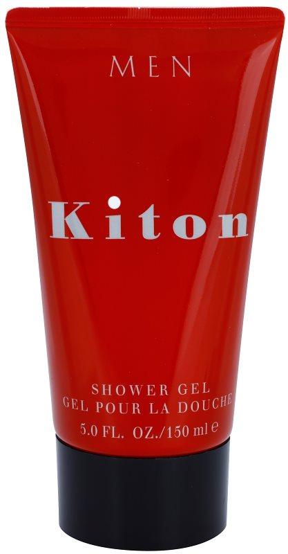Kiton Men gel de duche para homens 150 ml