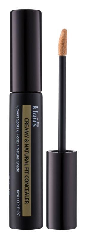 Klairs Creamy & Natural коректор для природнього вигляду