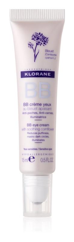 Klorane Centaurée BB crème roll-on yeux