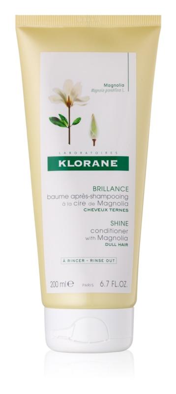 Klorane Magnolia Conditioner für höheren Glanz