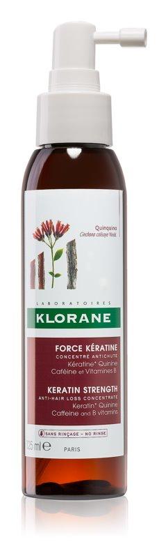 Klorane Force Kératine koncentrat proti izpadanju las