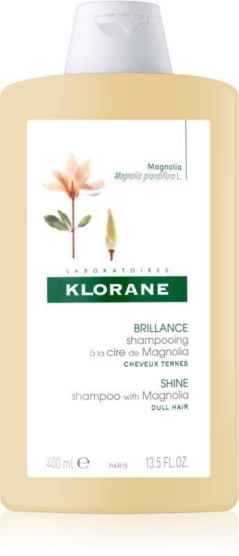 Klorane Magnolia Shampoo für höheren Glanz