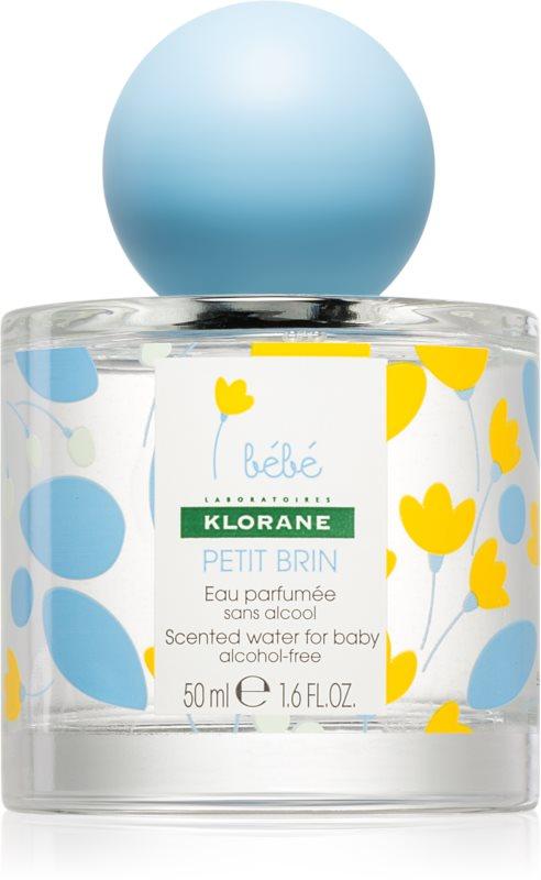 Klorane Bébé eau de toilette pentru copii 50 ml