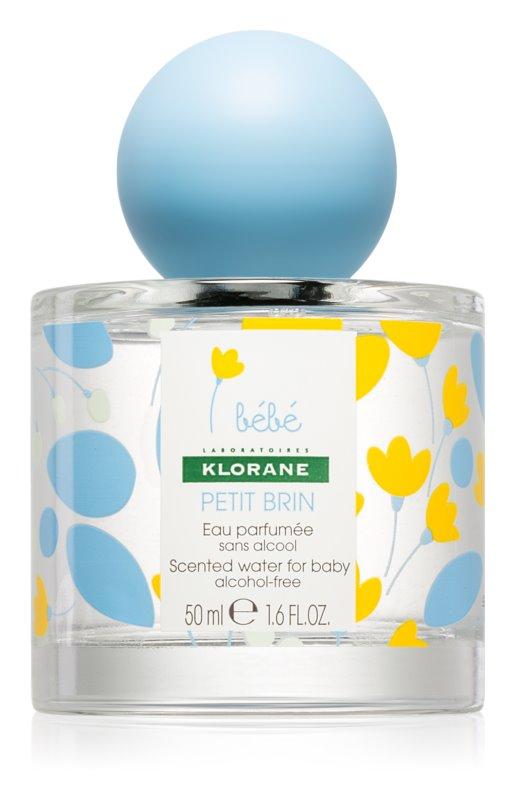 Klorane Bébé eau de toilette per bambini 50 ml