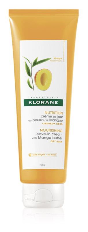 Klorane Mango Leave-in Cream with Nourishing and Moisturizing Effect