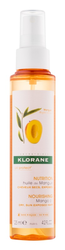 Klorane Mango aceite para cabello seco