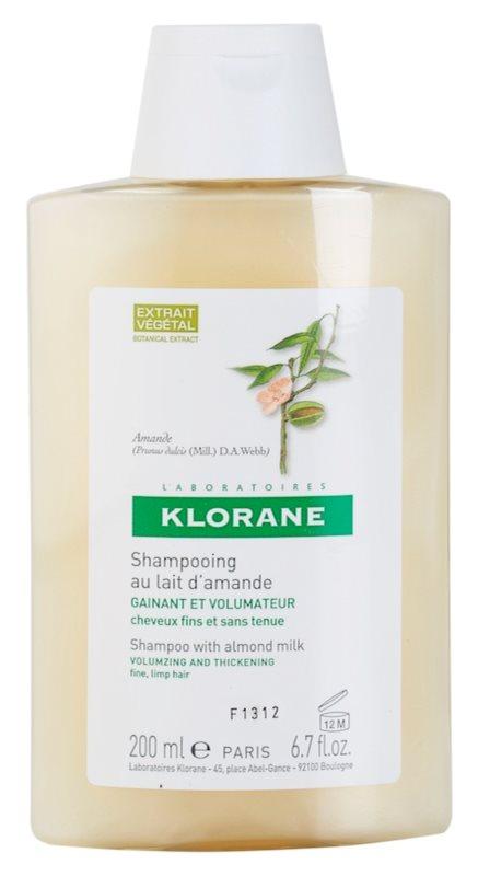Klorane Almond šampon za volumen
