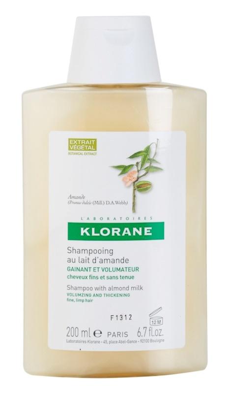 Klorane Mandle šampon pro objem
