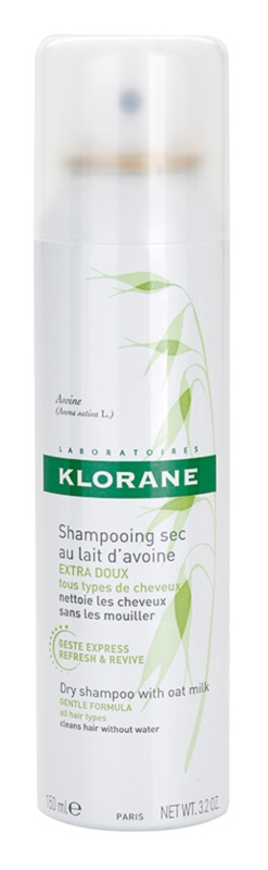 Klorane Oat Milk suchý šampon pro všechny typy vlasů