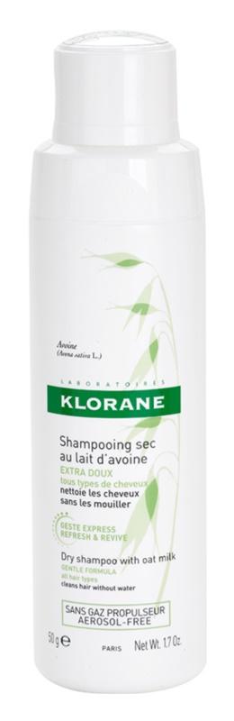 Klorane Oat Milk száraz sampon aeroszol nélkül