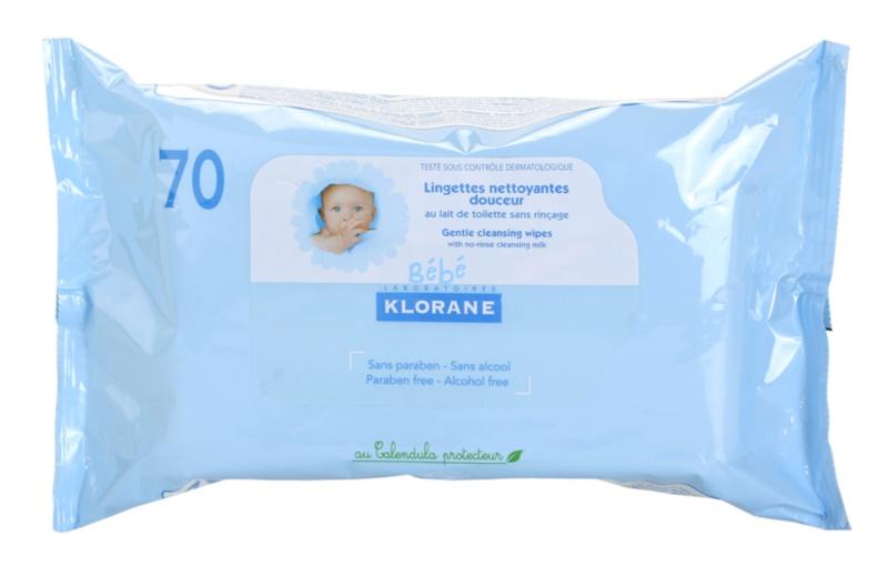 Klorane Bébé Cleansing Wipes for Kids