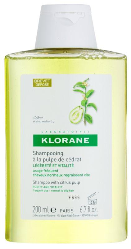 Klorane Cédrat Shampoo für normales Haar