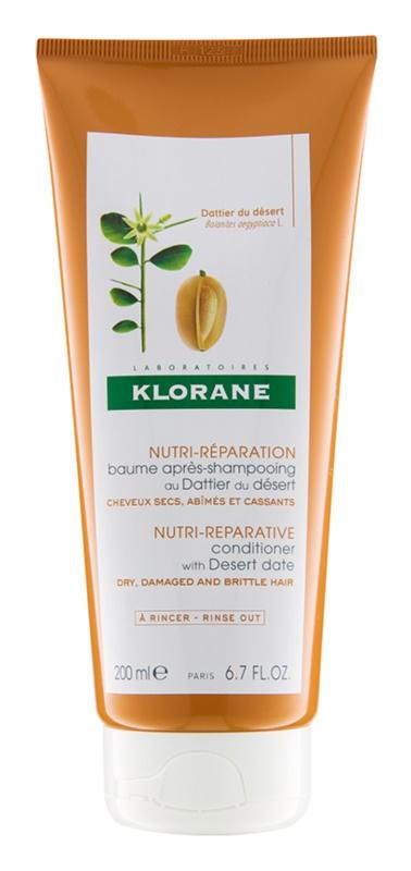 Klorane Desert Date kondicionér pro lámavé a namáhané vlasy