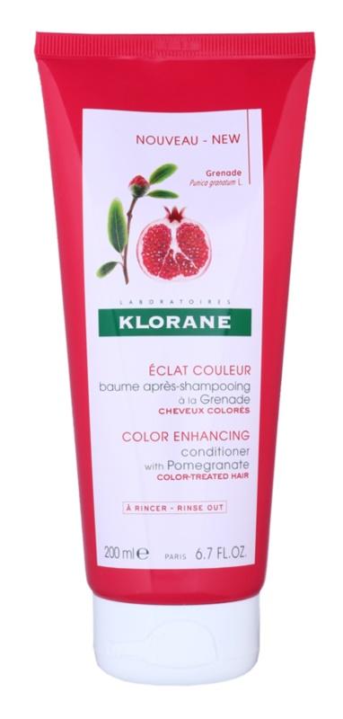 Klorane Pomegranate kondicionáló az élénk hajszínért