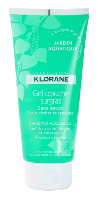 Klorane Hygiene et Soins du Corps Jardin Aquatique gel za prhanje
