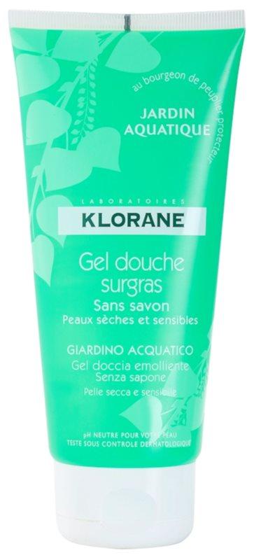 Klorane Hygiene et Soins du Corps Jardin Aquatique Shower Gel