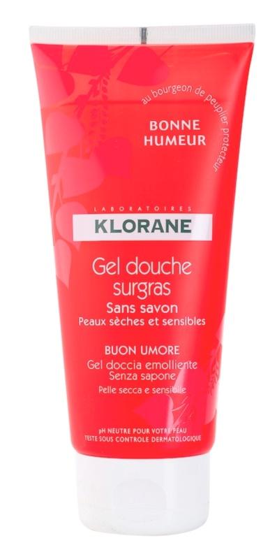 Klorane Hygiene et Soins du Corps Bonne Humeur gel de duche