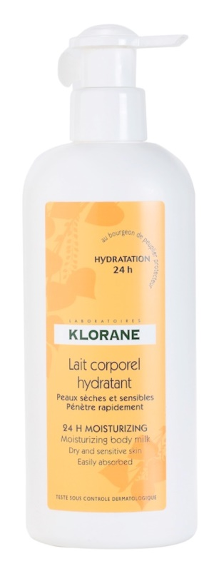 Klorane Hygiene et Soins du Corps Hydrating Body Lotion