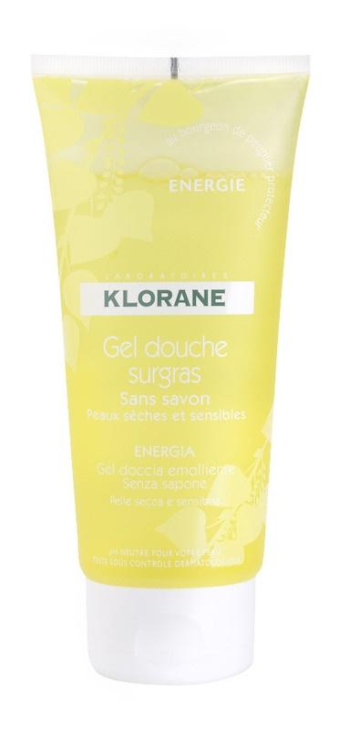 Klorane Hygiene et Soins du Corps Energie gel de ducha