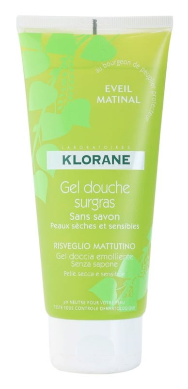 Klorane Hygiene et Soins du Corps Eveil Matinal Shower Gel