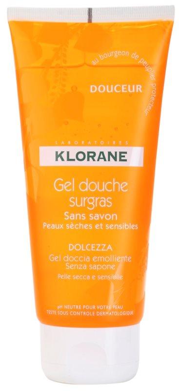 Klorane Hygiene et Soins du Corps Douceur żel pod prysznic