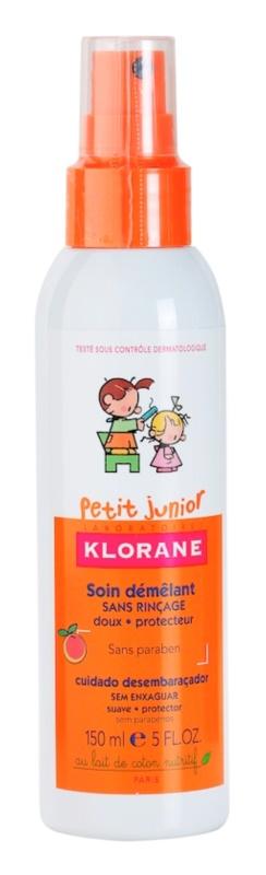 Klorane Junior Spray für die leichte Kämmbarkeit des Haares