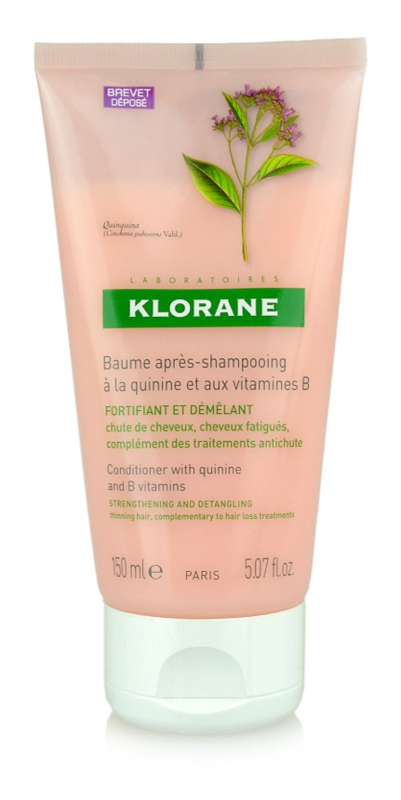 Klorane Quinine stärkender Conditioner für geschwächtes Haar