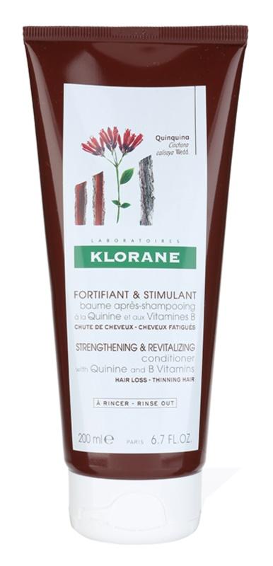 Klorane Quinine Revitalizing Conditioner to Treat Hair Loss
