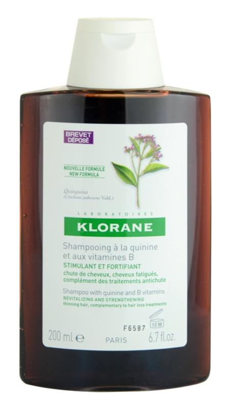 Klorane Chinin posilující šampon pro oslabené vlasy