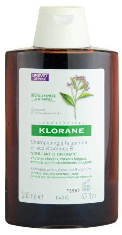 Klorane Quinine Versterkende Shampoo  voor futloos haar