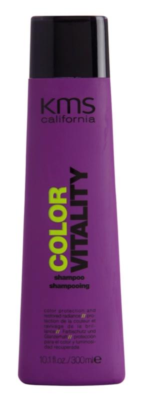 KMS California Color Vitality Shampoo für gefärbtes Haar