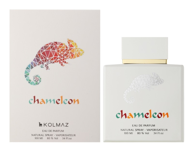 Kolmaz Chameleon eau de parfum mixte 100 ml