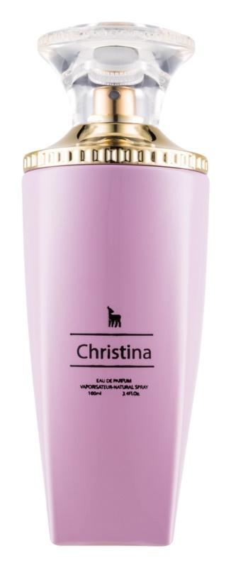 Kolmaz Christina Parfumovaná voda pre ženy 100 ml