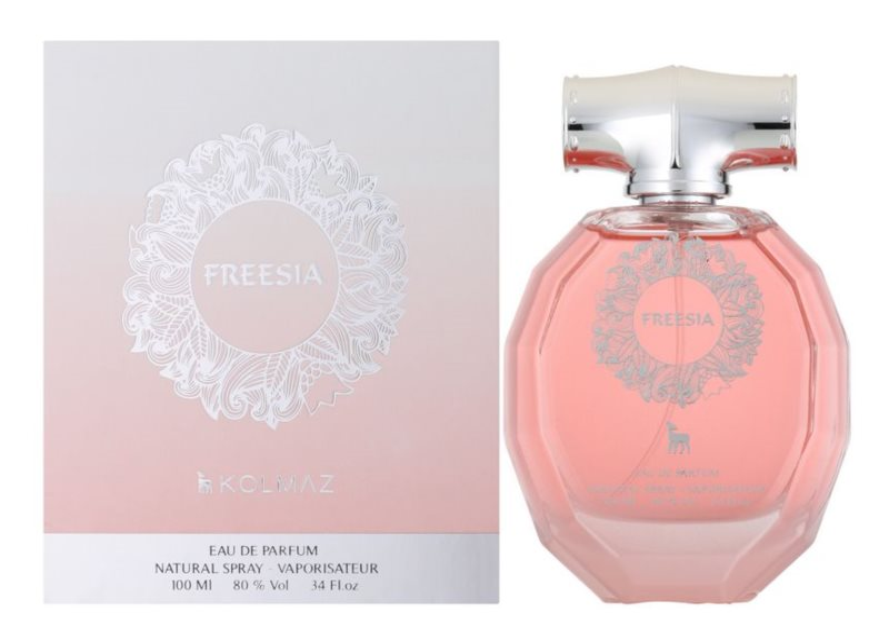 Kolmaz Freesia parfumska voda za ženske 100 ml
