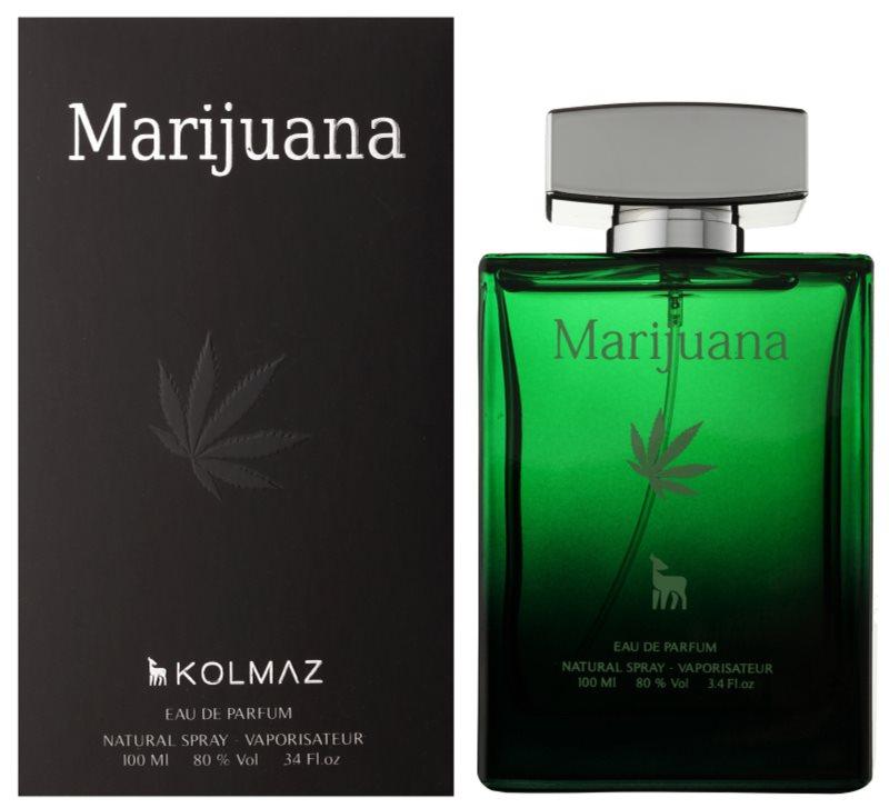 Kolmaz Marijuana Eau de Parfum for Men 100 ml
