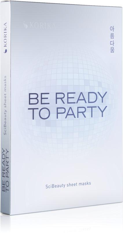 KORIKA Be Ready to Party set cosmetice I.