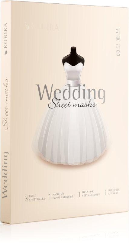 KORIKA Wedding kozmetika szett I.