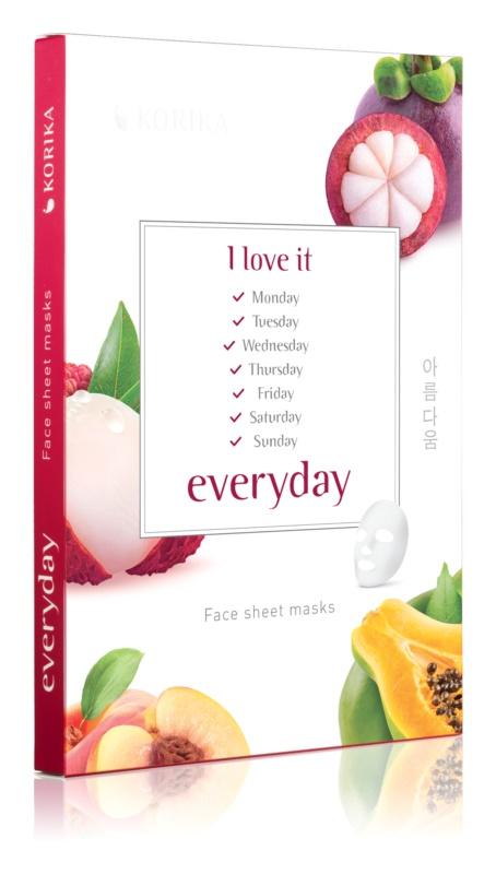 KORIKA Everyday Cosmetica Set  I.