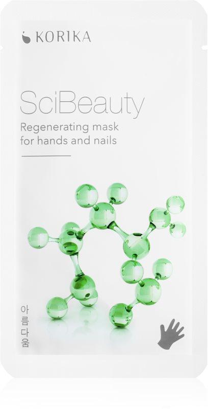 KORIKA SciBeauty Regenerierende Maske für Hände und Fingernägel