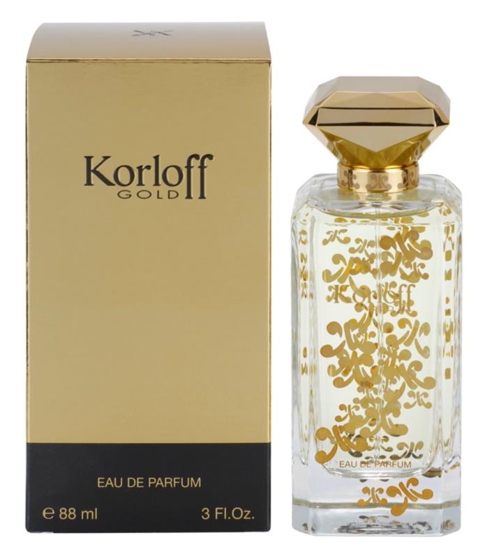 Korloff Gold woda perfumowana dla kobiet 88 ml